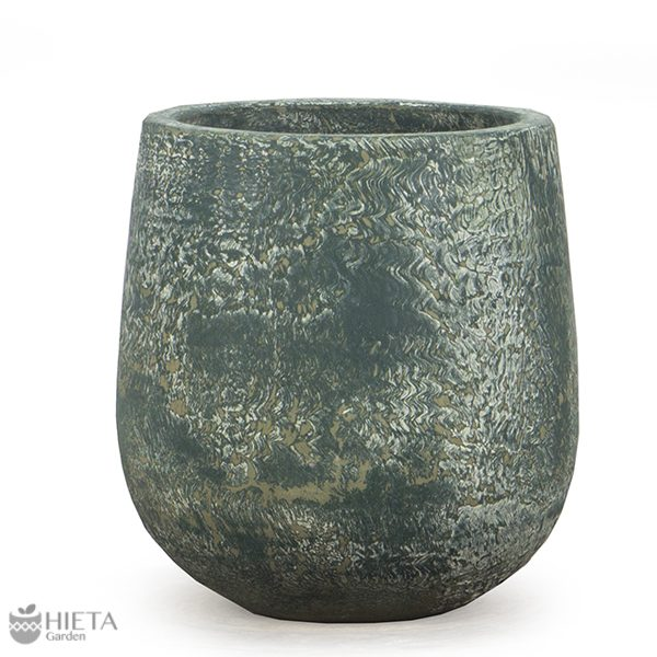 tripple concrete pot 12