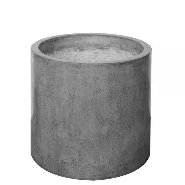 natural concrete pot 4
