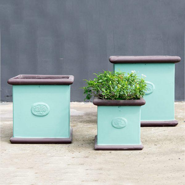 Square Heritage pots