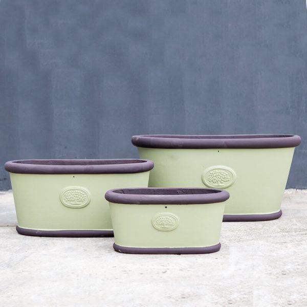 Heritage pots - trough
